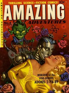 Pulp Covers | The Best Of The Worst | Page 2
