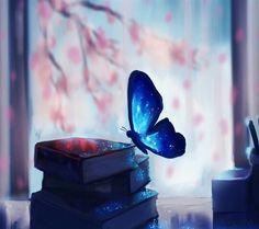 I love butterflies <3