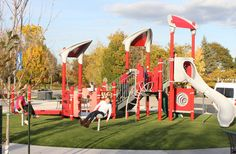 ABC Recreation specializes in the sales and servicing of playground equipment, splashpads, park furniture, park shelters and pedestrian bridges. Parks Furniture, Landscape Structure, Splash Pad, Pedestrian Bridge, Playgrounds, Niagara Falls, Water Playground, Play Area Outside