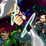 DP: Return of the Hero by *KicsterAsh on deviantART