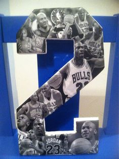 Celebrate your favorite athlete on their number. Great senior night idea or youth csports end of season gift. on Etsy, $39.99