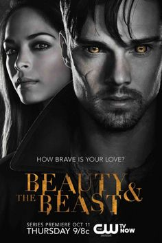 CW 's Beauty and the Beast: love this series! I want to be the DVDs when they are available.
