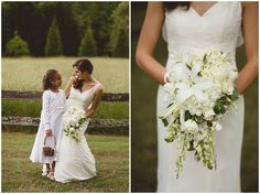 Hanna + Robert's wedding at Lenora's Legacy Campobello, SC. Photo by Hannah Woodard Photography.