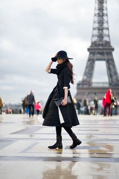 Paris Menswear Street Style: Alu