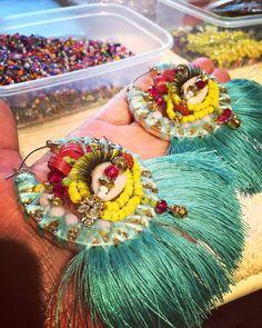 Tulay Earrings