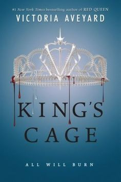 King's Cage by Victoria Aveyard Red Queen #3 (EPUB) Ebook Download. In this breathless third installment to Victoria Aveyard's bestselling Red Queen series