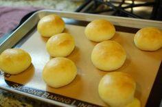 Japanese Custard Buns...amazing! Super tasty! Noms!
