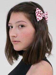 American Apparel - Small Bow Hair Clip