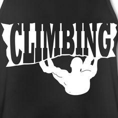 Cooles Klettern Design und tolles Geschenk für Kletterer. Bouldern und klettern auf hohen Niveau mit viel Risiko ohne Seil und Ohne Karabiner steile Berge und Felsen erklimmen. T Shirt Designs, Sport Tennis, Pullover Hoodie, Shirts, My Favorite Things, Tank Tops, Women, Bouldering, Great Gifts