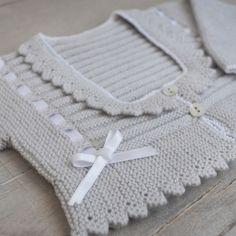 Rebeca gris perla - ALittleDress                                                                                                                                                      Más