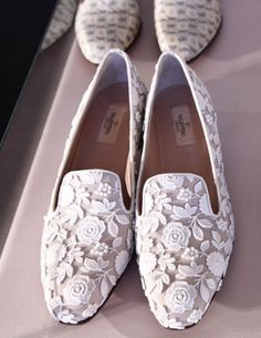 #rose-laced loafers #valentino #socialblissstyle