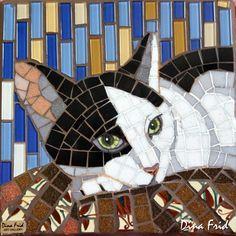 webcam - The World`s Most Visited Video Chat Mosaic Garden Art, Mosaic Flower Pots, Mosaic Art, Mosaic Glass, Mosaic Tiles, Mosaics, Mosaic Crafts, Mosaic Projects, Art Projects