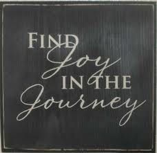 "<3 Id like to get this tattooed to me, this journey is so hard but we always say ""Choose Joy"" so this is so fitting"