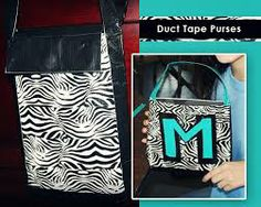 duct tape crafts - Google Search Please follow us @ http://www.pinterest.com/ducktapesale/
