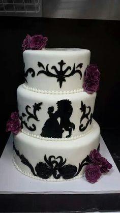 Disney wedding cake, loves this