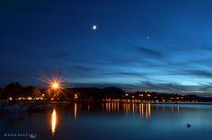 Lago di Bolsena - La quiete sul lago