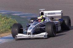 Ralf Schumacher (Williams-BMW V10, FW21B)