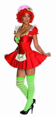 Strawberry Shortcake Sexy Costume