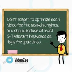 Video Creation Tip from - Video Zee