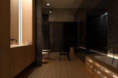 A Pair Of Dark And Enchanting Homes | Interior Design Ideas | Bloglovin'