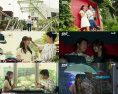 Hyunji and Bongpal's Date-Let's Fight Ghost 5d