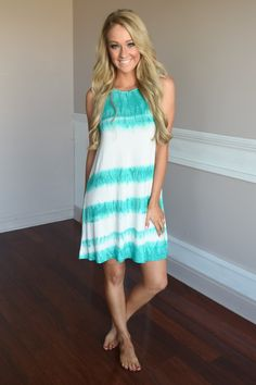 Day in Paradise Dress – The Pulse Boutique