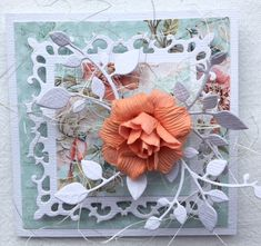 Card by Michelle Frisby - Scrapbook.com