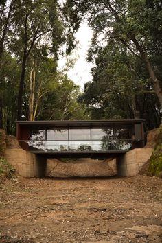 Gallery of Bridge Pavilion / alarciaferrer arquitectos - 6