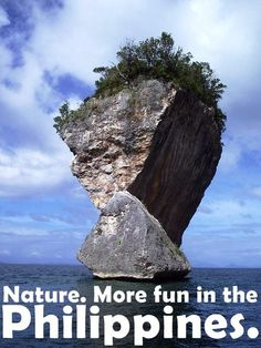 Nature. More FUN in the Philippines!