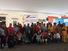 CEMEX México celebró con diversas actividades el primer aniversario de su Centro Comunitario en Huichapan. http://www.expoknews.com/centro-comunitario-cemex-huichapan-celebra-primer-aniversario/