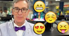 Here, Bill Nye breaks down everything you need to know about evolution -- using only emoji.