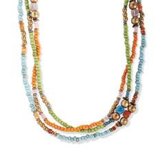 Repin me! I found the Spring Fever Necklace at http://www.arhausjewels.com/product/nc869/womens-jewelry. $425.00 #arhausjewels womens-jewelry.