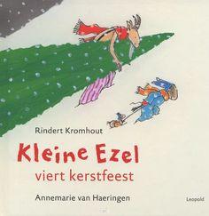 een leuk prentenboek over kleine ezel die kerst gaat vieren. voor maar €4,95