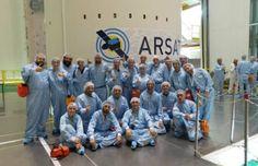 Piedra On Line.-: Los trabajadores de ARSAT afectados por los despid...
