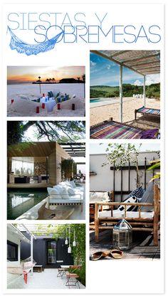 hamacas, hammock, siesta, mar, playa, verano, sobremesa