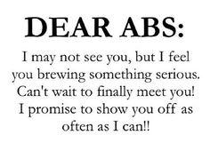 Dear Abs