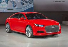 2016 Audi TT Sportback Release Date and Price - http://newautocarhq.com/2016-audi-tt-sportback-release-date-and-price/