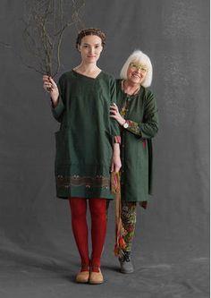 """Gudrun Sjödens Weihnachtskollektion 2015 - Dieses Wollkleid ist rustikal und modern zugleich. Bestelle dein """"Ebba"""" Kleid jetzt: http://www.gudrunsjoeden.de/mode/produkte/kleider/kleid-ebba-aus-wolle"""