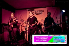 Electricos Asesinos es Rock – Rock Argentino – Sitio Oficial Noticias Fotos Agenda- bandas, bandas pop, bandas rock buenos aires,buenos aires rock, circuito rock, ciudad de buenos aires, Electricos Asesinos, festivales buenos aires,festivales rock, la cigale, lugares para tocar, pop rock, pop rock argentino, pura vida, recital rock argentino, recitales rock argentino, revelacion 2012, Rock, Rock Argentino 2012, rock la plata, sala tupe la plata, videos rock argentino