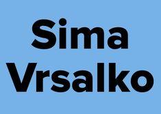 Sima Vrsalko Company Logo, Logos, Croatia, Names, Funny Memes, Logo, Legos