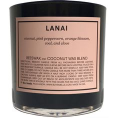 Boy Smells Lanai Pink By ($30) ❤ liked on Polyvore featuring home, home decor, candles & candleholders, candle holders, pink candle holders, pink peony candle, fragrance candles, orange blossom candle and pink flamingo candles