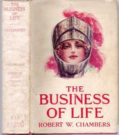 The Business of Life - Robert W Chambers - New York: A L Burt, Numerous Charles Dana Gibson illustrations. Romance novel with Fifth Avenue setting. Charles Dana Gibson, Romance Novels, Fiction, Illustrations, York, Business, Life, Illustration, Store