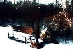 taken on the princeton mn golf course in the winter of 2006