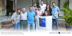 Reunión de Marzo 2014. Chente Vásquez como invitado especial.