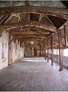 Abingdon Long Gallery - inside