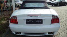 Maserati Louis Vuitton Style Cabrio  * Kraftstoffverbrauch und Emissionen: Maserati GranSport: Verbrauch: kombiniert: 17,5l/100 km; innerorts: 26,0 l/100 km; außerorts: 12,5 l/100 km; CO2-Emissionen (kombiniert): 400 g/km; Effizienzklasse: