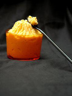 Purée de carottes et choux fleur aux épices