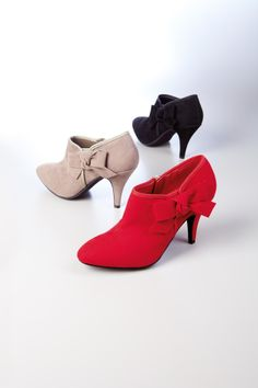 3 inch heels - totally impractical - I would kill myself in them --- BUT SO CUTE!