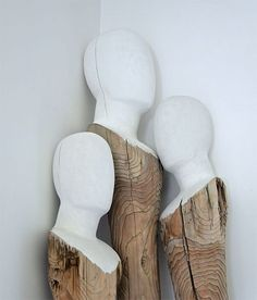 result for Leroy Setziol Art Sculpture, Stone Sculpture, Abstract Sculpture, Contemporary Sculpture, Contemporary Art, Driftwood Art, Installation Art, Figurative Art, Wood Carving