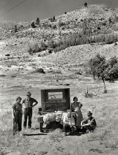 Oregon or Bust, 1936